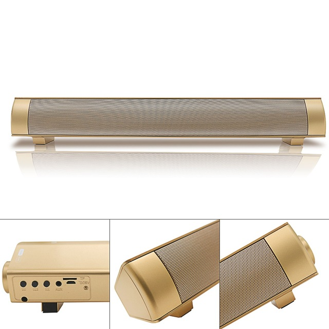 LP-08 Magnetic Wireless HIFI Bluetooth Subwoofer Speaker