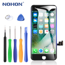 Original NOHON For iPhone 7 7 Plus LCD Screen Assembly 4.7 5.5 Inch Replacement 3D Digitizer Display