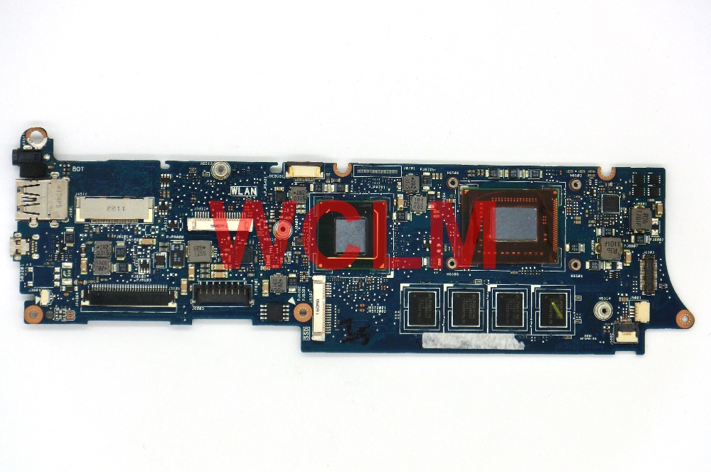 FREE SHIPPING original UX21 UX21E Laptop motherboard MAIN BOARD WITH i3 i5 i7 CPU 100% Tested Working