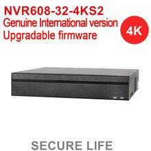 Original dahua ipc egnlish versione NVR NVR608 32 4KS2 32 Canali Ultra 4K H.265 Registratore Video di Rete