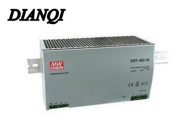 Din rail power supply 480w 24V power suply meanwell ac dc converter DRP-480S-24 Original MeanWell 480W 20A 24V Industrial original p1l 6480p 1u 480w