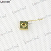 C mount Package 5000mW 5W 980nm 976nm Infrared IR Laser Diode LD with FAC High Power