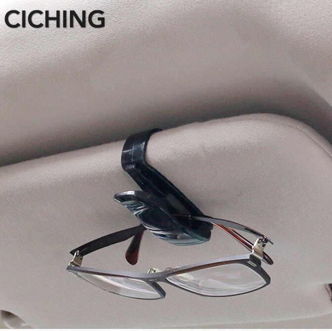 السيارات السحابة بطاقة تذكرة نظارات كليب ل الذكية سيارة باسات b4 صعب 9-3 volkswagen tiguan سكودا فابيا أوبل إنسيجنيا اكسسوارات