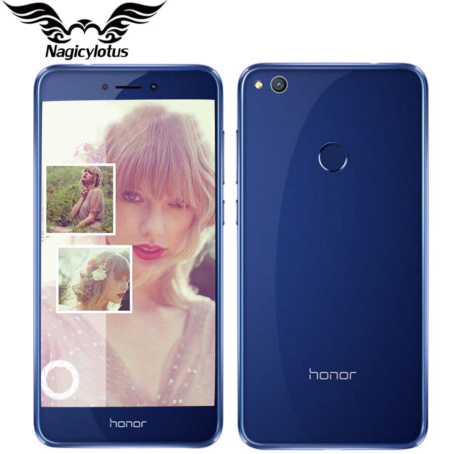 2017 NEW Original Huawei Honor 8 Lite 4G LTE Mobile Phone 4GB 64GB Kirin 655 Octa