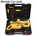 12В электрический автомобильный домкрат и гаечный ключ гидравлический быстрая замена артефакт портативный аппаратный инструментальный ящ...