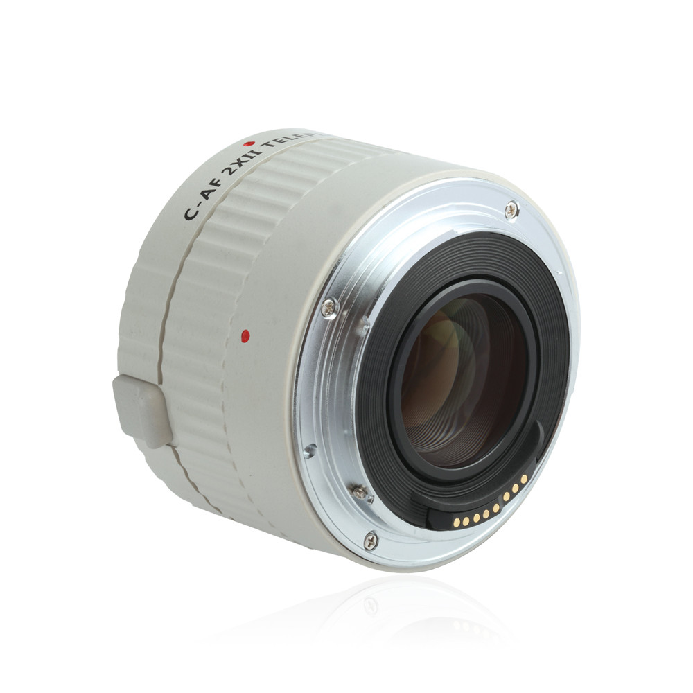 Image 4 - Viltrox C AF 2X II TELEPLUS Teleplus Autofocus Teleconverter 2.0X Extender Telephoto Converter for Canon EOS EF lens 7DII 5D IV-in Lens Adapter from Consumer Electronics