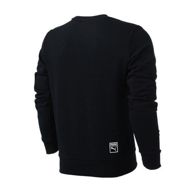 Original New Arrival  PUMA Archive Graphic Crew, TR Men's Pullover Jerseys Sportswear 1