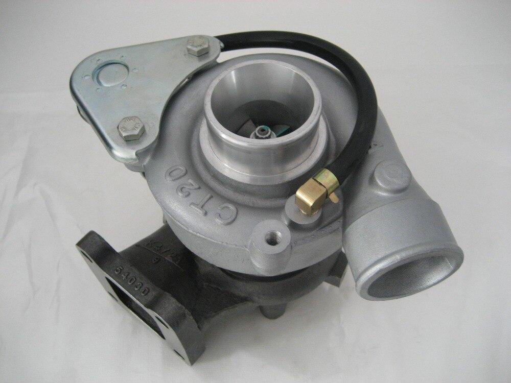 Turbo CT20 17201-54060 Turbocharger For TOYOTA HI-ACE 1995-98 HI-LUX 1997-98 LANDCRUISER 90-96 Surf 4-Runner 2.4L 2L-T 2LT 90HP