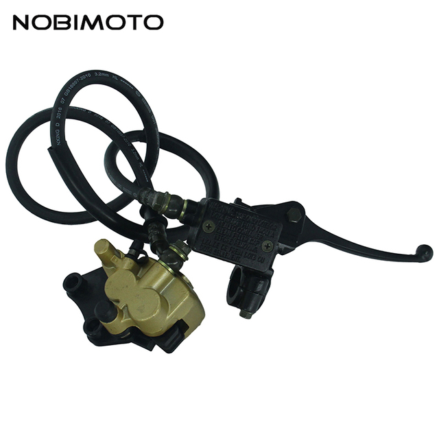 Universal Alloy Mini Dirt Bike Front Brake Hose Hydraulic Master Oil Cylinder For Off Road Mini Pit Dirt Bike Motocross DS-134