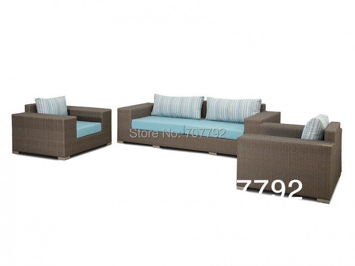 top sale outdoor furniture white rattan couch setchina mainland