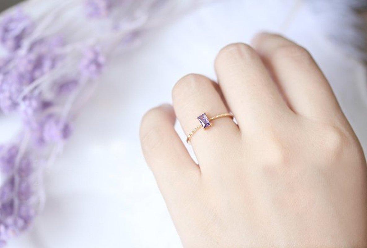 Schmuck & Zubehör Ringe Aufrichtig Einfache 925 Sterling Silber Ringe Für Frauen Mode Raute Muster Dünne Hochzeit Ringe Dame Partei Schmuck Finger Knuckles Ringe