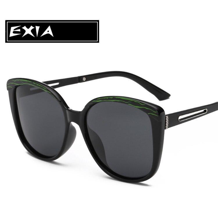 4dd1e298ef0 UV400 Sunglasses for Women Black Dark Polarized Lenses EXIA OPTICAL KD-0802  Series