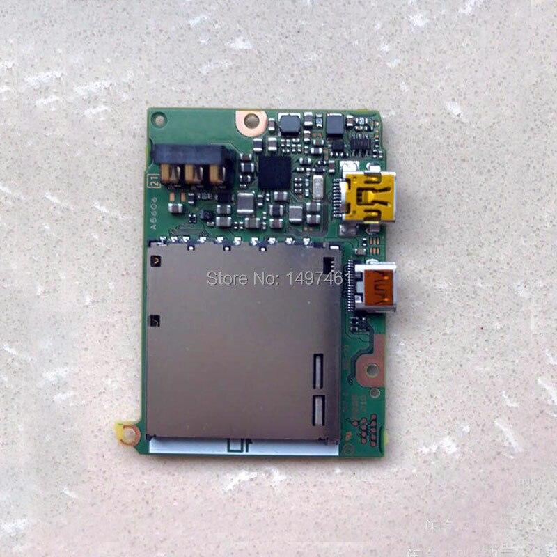 Used Main circuit board motherboard PCB repair parts for Canon PowerShot SX700 hs PC2047 Digital camera new main circuit board mother board pcb repair parts for canon powershot g9 x g9x pc2267 digital camera