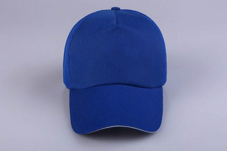 Composite Bats Solid Mesh Cap Summer Baseball Cap Men Women Snapback Black Cap Baseball Caps Trucker Hat