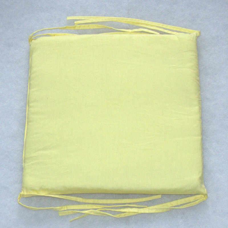 Детская кровать бампер детская кроватка бампер кровать протектор дышащая детская защита для кроватки Подушка для малышей Детские подушки 6 шт./упак.