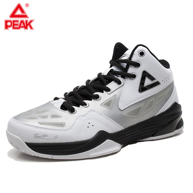daca5e482a2 PEAK Men's Professional Basketball Shoes Tony Parker PE Signature Training  Sneakers