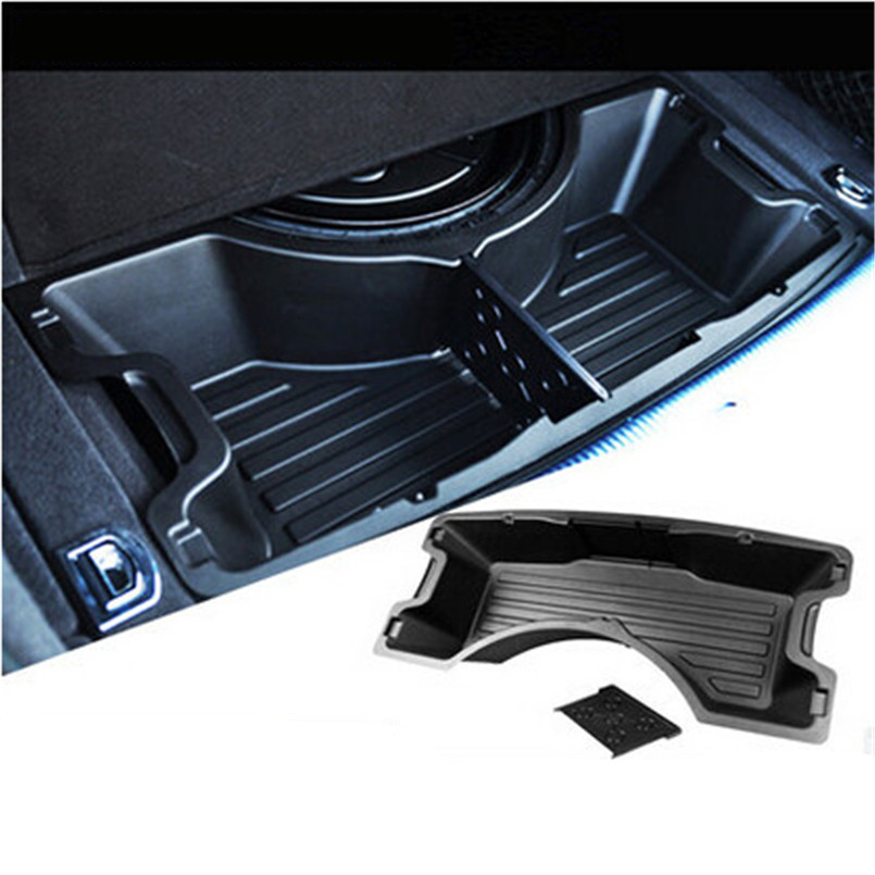 New Car styling High quality plastic tank trunk pallet trunk storage box storage tank case for