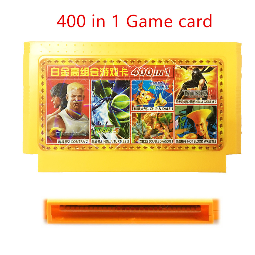 SIANCS 400 in 1 Game Card bit Childhood Classical for Subor TV Game Player Family Interaction Game Consoles Contra недорго, оригинальная цена