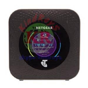 Routeur Mobile Netgear Nighthawk M1 4GX Gigabit LTE débloqué rj45 1000 mbps lan M1 MR1100 CAT16 4GX Gigabit 4g Hotspot WiFi - 3