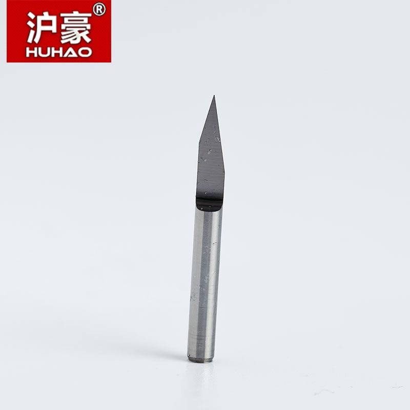 10vnt. / Partija 3.175mm CNC maršrutizatoriaus bitų laipsnis 25 30 - Staklės ir priedai - Nuotrauka 5