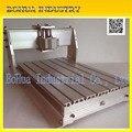 Mejor nuevo! 3040 CNC enrutador fresadora mecánica kit CNC marco de aleación de aluminio tornillo de la bola para DIY usuario