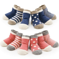 Winter Thicken Cotton Baby Terry Socks Boy Girl Soft Warm Turned Mouth Korean Style Sock Newborn Play Sleep Footwear 5