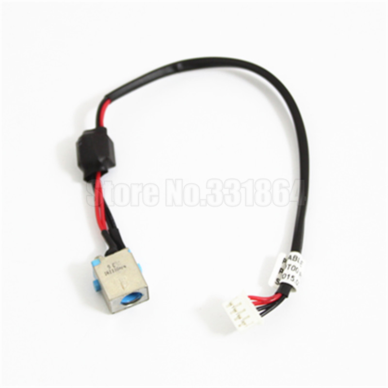 DC Power Jack Socket Connector Cable Wire Harness For <font><b>Acer</b></font> <font><b>Aspire</b></font> 5250 5252 <font><b>4830</b></font> 4830T <font><b>4830TG</b></font> E1-521 531 571 image