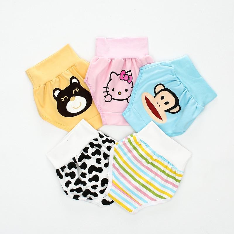 3ebb160dd 3pc lot baby underwear Summer boy and girl baby Love cotton briefs Infants  and children bread pants cute cartoon kids underwear
