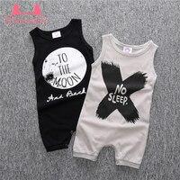 Newborn Baby Boy Girl Clothes Rompers Jumpsuit Clothing Children Infant Bodysuits One Pieces Sleepwear No Sleep