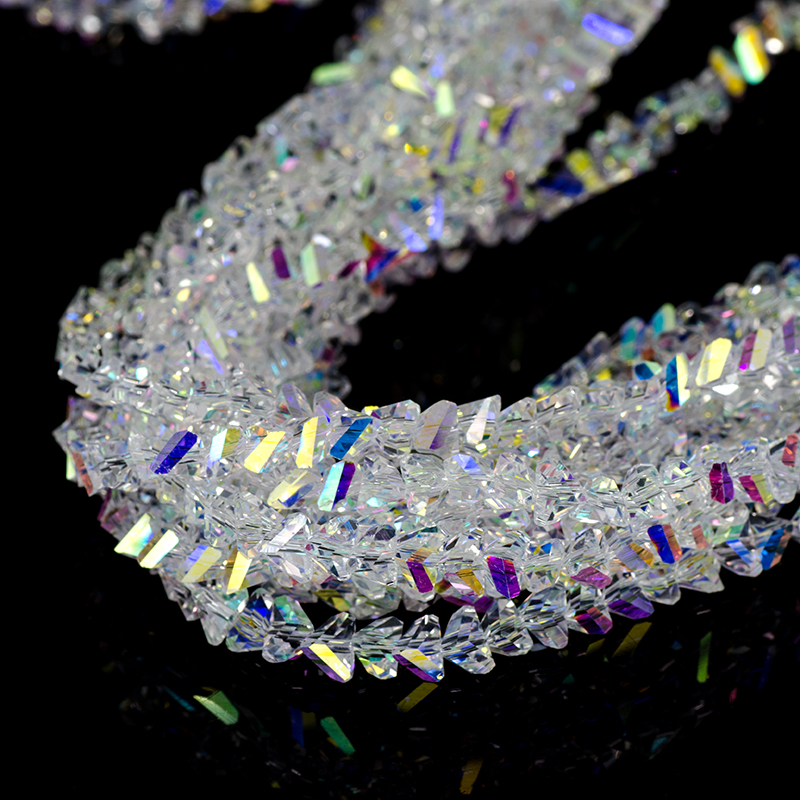 Rhinestone Clothes Crafts Decors 1m//roll Crystal Glass Strass Crystals Dia.6mm