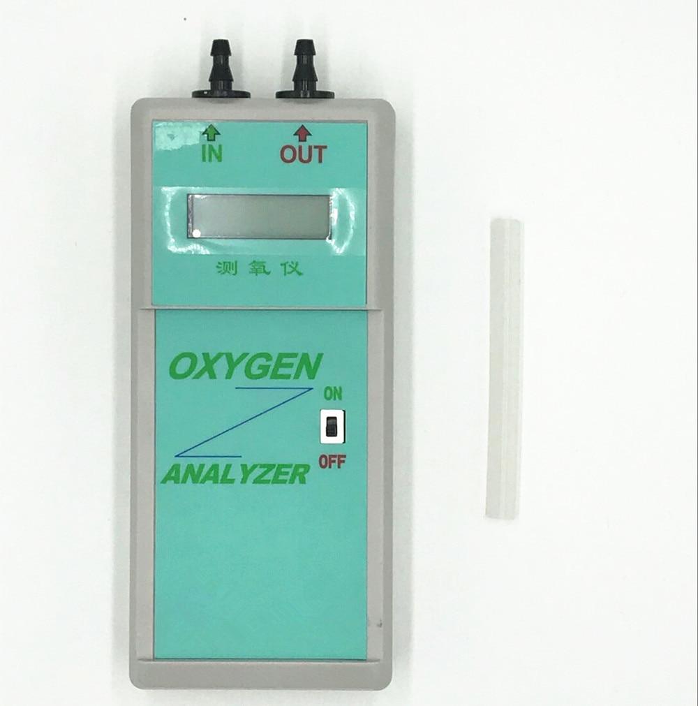 High Accuracy Portable Oxygen Analyzer Oxygen Concentrator Purity Tester Oxygen Purity Analyzer  1111Oxygen Density Analyzer (5)_