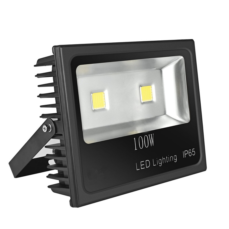 ФОТО 100W Super Bright Outdoor LED Flood Lights,250W Bulb Equivalent,Waterproof IP65,10150lm,Daylight White,6000K,Security Floodlight