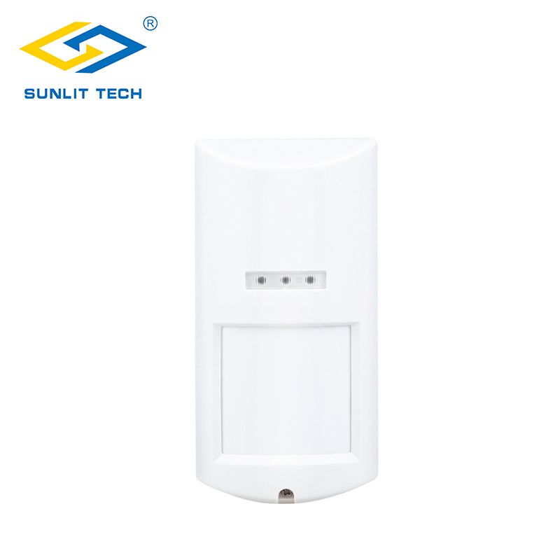 1/2/3/5pcs Lot Outdoor Intelligent Wired Dual-tech Infrared Pir Motion Sensor Microwave Waterproof Motion Detector Alarm System