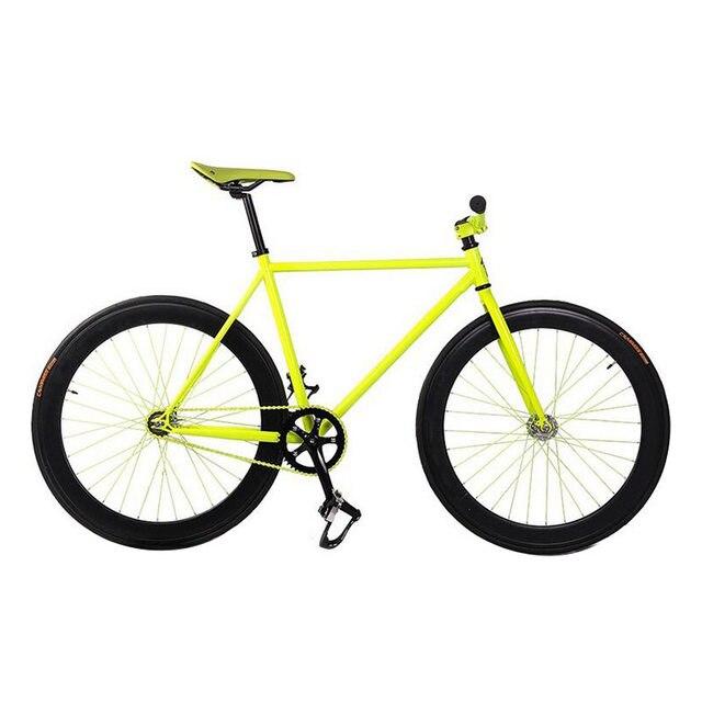 Tienda Online Fixie bike Bicicletas DIY 700c acero retro 52 cm 48 cm ...