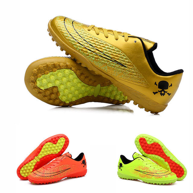 Hard Court Outdoor Sneakers Soccer Shoes
