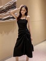 AIYANGA Black Summer Dress Women 2019 Sexy Bandage Dresses Ladies Off Shoulder Party Dress Elegant Vintage Casual Dresses