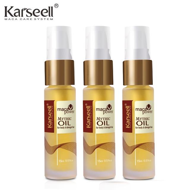 3 flasche Marokko Arganöl Kopfhaut Krauses Trockenen Haar keratin Reparatur Behandlung haarpflege keratin haar richt Feucht glatt haar