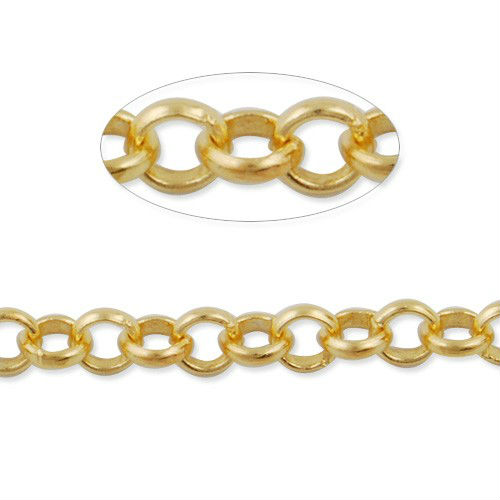 3.8MM Brass 18K gold Plated Cube Chain,Handmade,Sold 25 Meters Per Roll free shipping imitation pearls chain flatback resin material half pearls chain many styles to choose one roll per lot