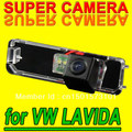 For VW lavida Sensor System Car Rear view Parking Camera Back up Reversing led light Security for Navigation GPS