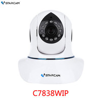 VstarcamCCTV 1 0MP 720P HD Onvif Wireless Security IP Camera With Pan Tilt SD Card Slot
