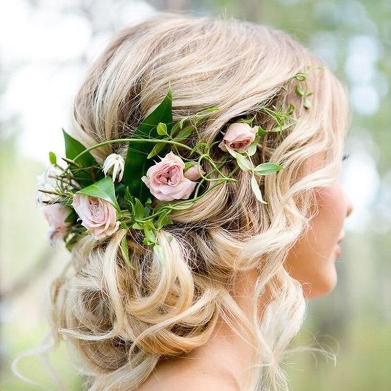 Hot Sale Women Girl Boho Floral Flower Leaf Hairband Headband 2017