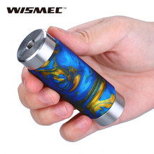 Original WISMEC Reuleaux RX machina 20700 Mod Mech MOD Match Guillotine RDA No 20700/18650 Battery E-cig RX Machina Mod 510