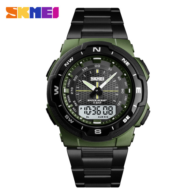 army green watch