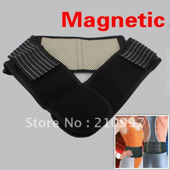 1x Waist Brace Support Spontaneous Heating Protection Magnetic Therapy Belt+Retail