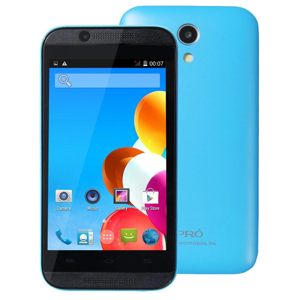 Original IPRO Wave 4 0 Celular Android 4 4 MTK6572 Dual Core Mobile Phone Ram 512M