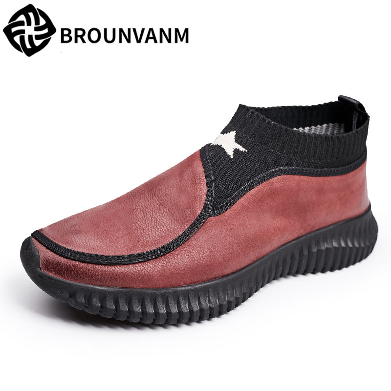 2017 new autumn winter British retro men shoes zipper leather shoes breathable fashion boots men casual shoes,handmade f 2017 new autumn winter british retro men shoes leather shoes breathable fashion boots men casual shoes handmade fashion comforta