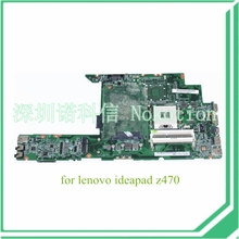 new laptop motherboard for lenovo ideapad z470 11S11013285 DAKL6MB16G0 HM65 GMA HD3000 DDR3