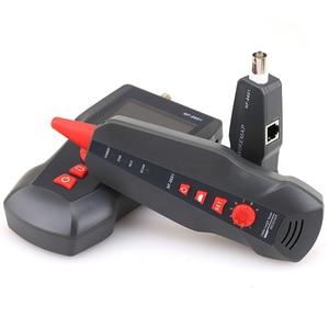Image 2 - NF 8601W Multi Funktionale Netzwerk Kabel Tester mit POE & PING Funktion RJ45 LAN Netzwerk Kabel Tester für BNC PING POE RJ11
