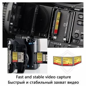 Image 3 - Sandisk Extreme Geheugenkaart 16 Gb 32 Gb 64 Gb 128 Gb Compact Flash Card Class10 120 M/s Cf Card voor 4K En Full Hd Video Camera Kaart