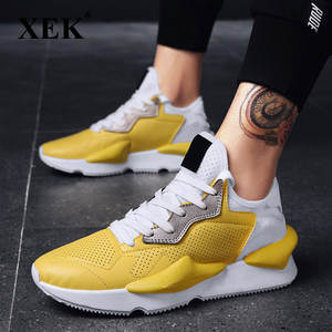984c3f78dac XEK INS HOT Vintage dad Men shoes 2018 kanye west fashion light breathable  men casual shoes men sneakers zapatos ZLL169